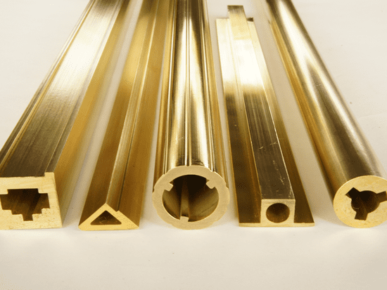 Copper elongation product
